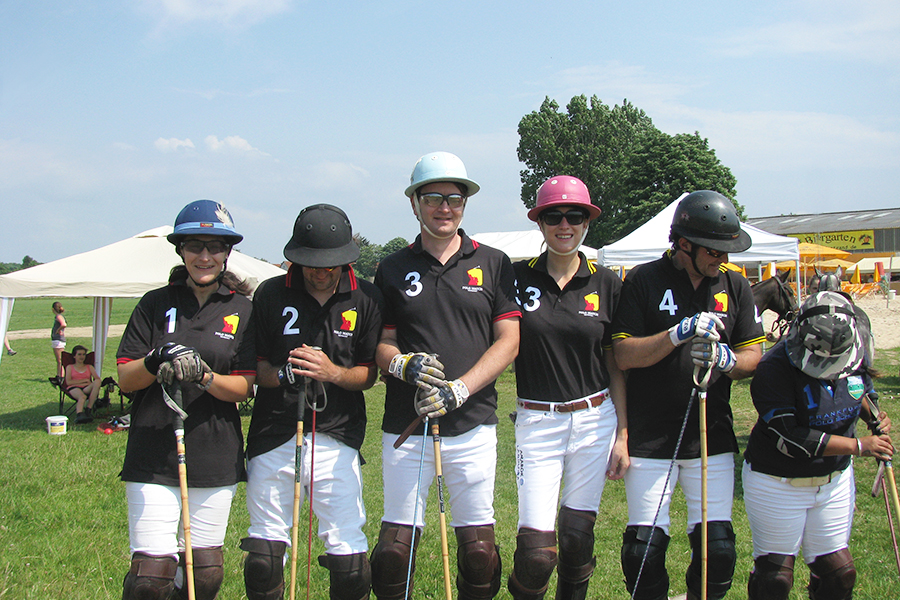 Team Polo Match Germany